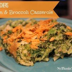 Chicken Casserole With Broccoli