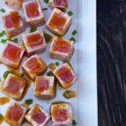 Seared Wasabi Tuna