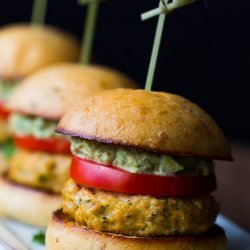 Sweet and Savory Burgers