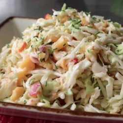 Spicy Coleslaw recipe