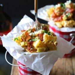 Bacon Blue Cheese Potato Salad