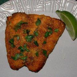 Honey-Lime Salmon
