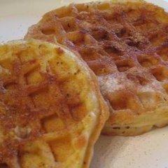 Waffle Cinnamon French Toast