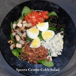 Baby Spinach Cobb Salad