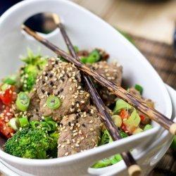 Asian Pork Tenderloin