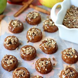Mini Caramel Apples