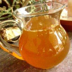 Lime Tea recipe