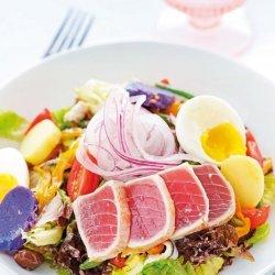 Niçoise Salad With Fresh Tuna