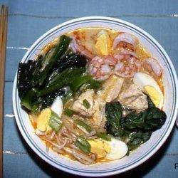 Asian Tsunami Fusion Soup