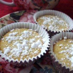 Tangerine Tea Cakes recipe