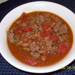 Easiest Chili out There! recipe