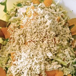 Chicken Ramen Noodle Salad
