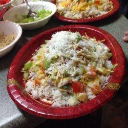 Javanese Dinner