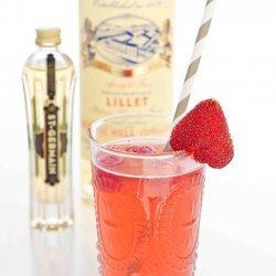 Pink  Lemonade Spritzer