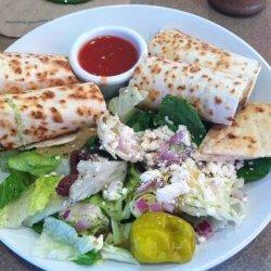 Greek Salad Roll-Ups