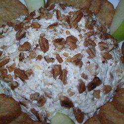 Caramel Apple Cheese Ball