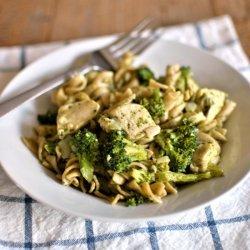 Chicken Broccoli Pesto