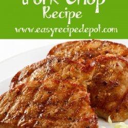 Brown Sugar-Glazed Pork Chops