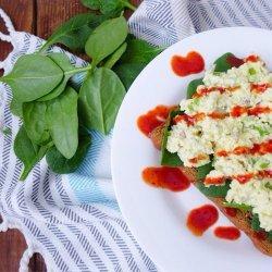 Tofu Egg Salad