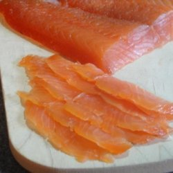 Citrus-Cured Salmon