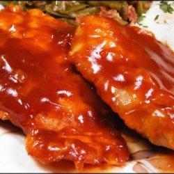 Shanghai Style Pork Chops