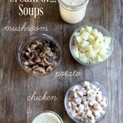 Cream of Soup Chicken