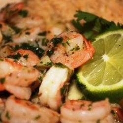 Corona Gambas Al Ajillo (Garlic Shrimp) recipe