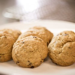 Not Your Mama's Chocolate Chip Cookies