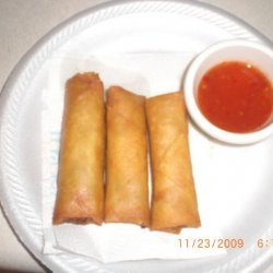 Filipino Egg Rolls recipe