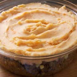 Lentil Potato Pie