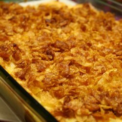 Holiday Hash Browns Casserole