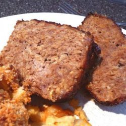 Eric's Meatloaf recipe