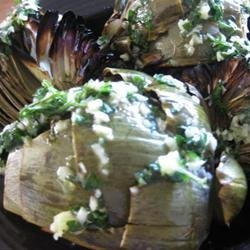 Killer Artichokes recipe