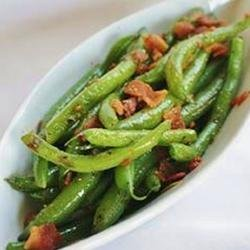 Quick Zesty Green Beans recipe