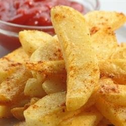 Tail Burner Firehouse French Fries