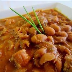 Easy 'Charro' Beans recipe