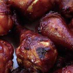 Hoisin Oven  Barbecue Chicken