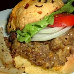 Double Cheese --- Cheeseburgers recipe