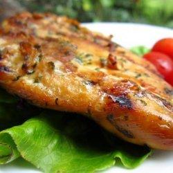 Cilantro Thai Grilled Chicken