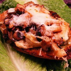 Chicken Pesto Sandwiches
