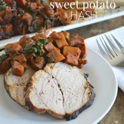 Garlic and Herb Roast Pork