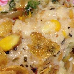 Potato Corn Bake
