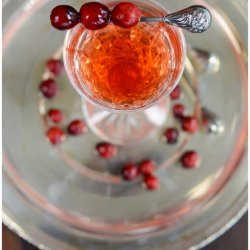 Sparkling Cranberry Cocktail