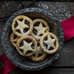 Cranberry Mince Pie