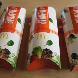 Mcdonald's French Fries at Home