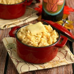 Slow-Cooker Cheese Potatoes