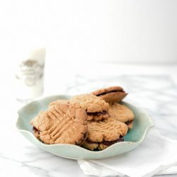 Jelly Sandwich Cookies