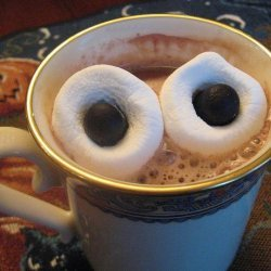 Hot Cocoa With Floating Eyeballs
