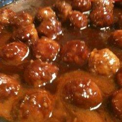 Aunt Barb's Swedish Meat Balls