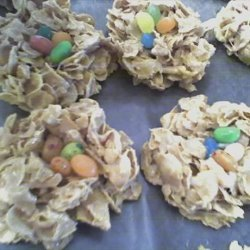 Easter Birds Nests (Peanut Butter Free)
